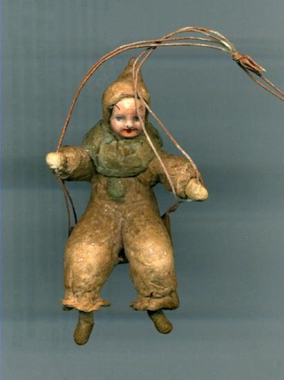 Немного ностальгии - советские елочные игрушки