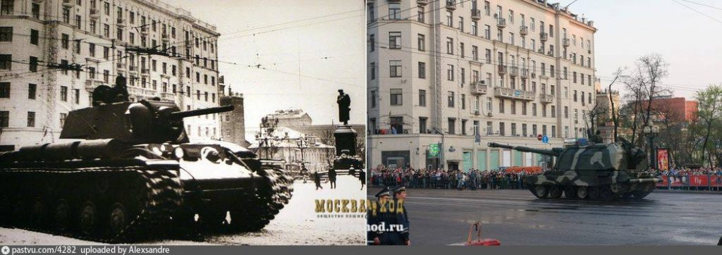 Любимый город Москва: достопримечательности в фотографиях. Как менялась Москва с десятилетиями - Места в Москве