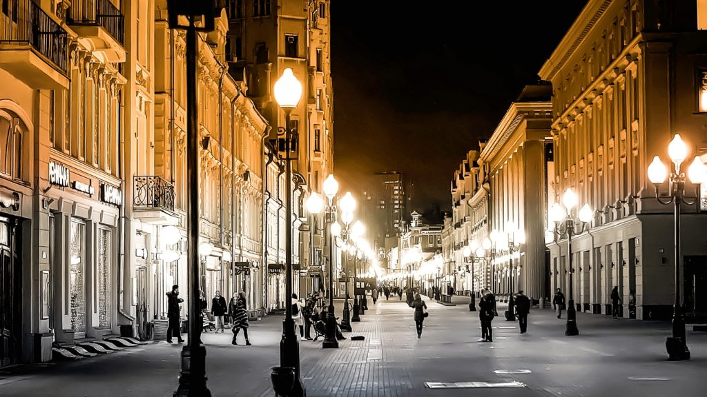 Куда пойти погулять на пару часов после работы: интересная Москва бесплатно. Места для прогулок в Москве