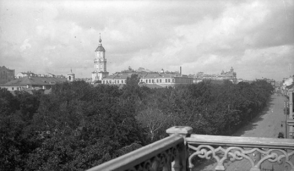 Достопримечательности Москвы: фото с описанием