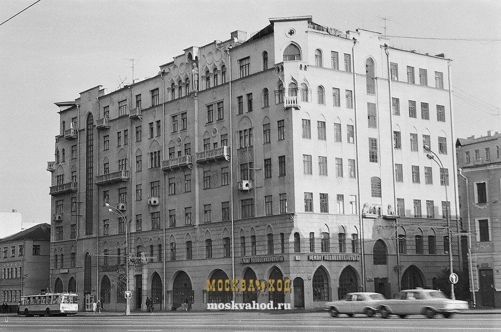 Необычные места в Москве