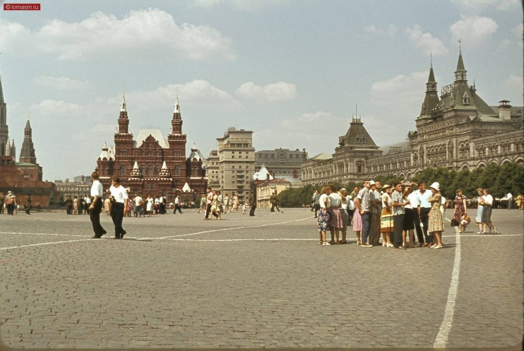 прогулки с МоскваХодом