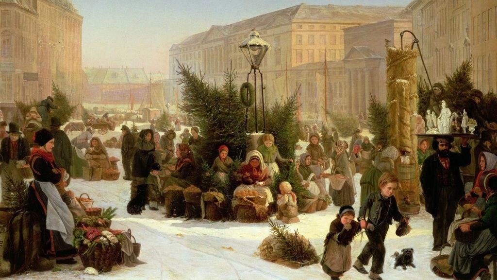 Новогодние гуляния МоскваХода
