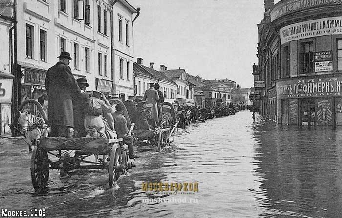 События в истории Москвы