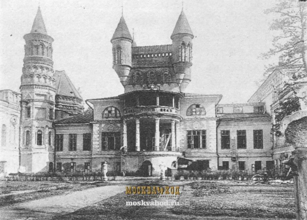 Интересные дома Москвы