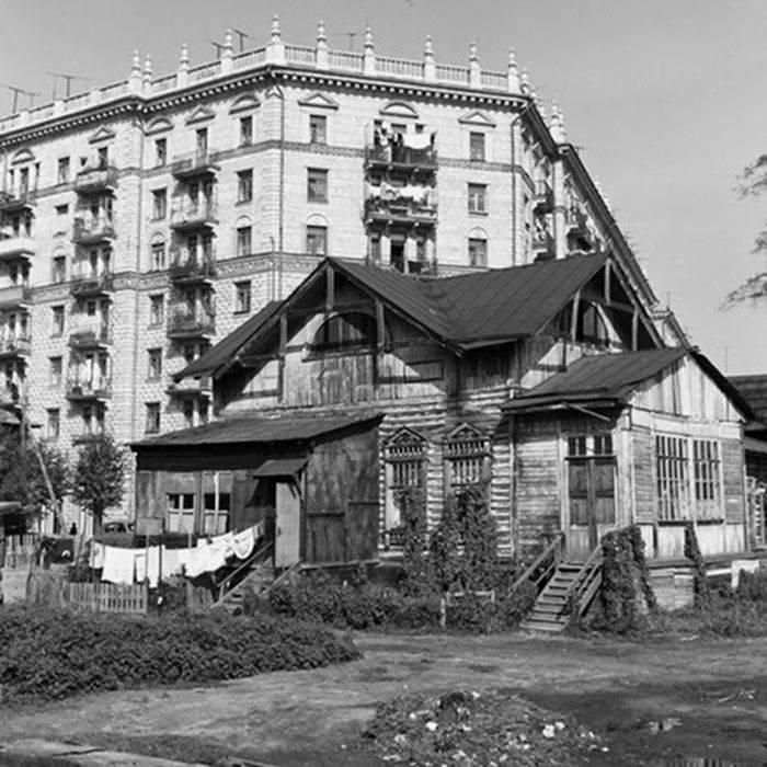 Интересная история Москвы