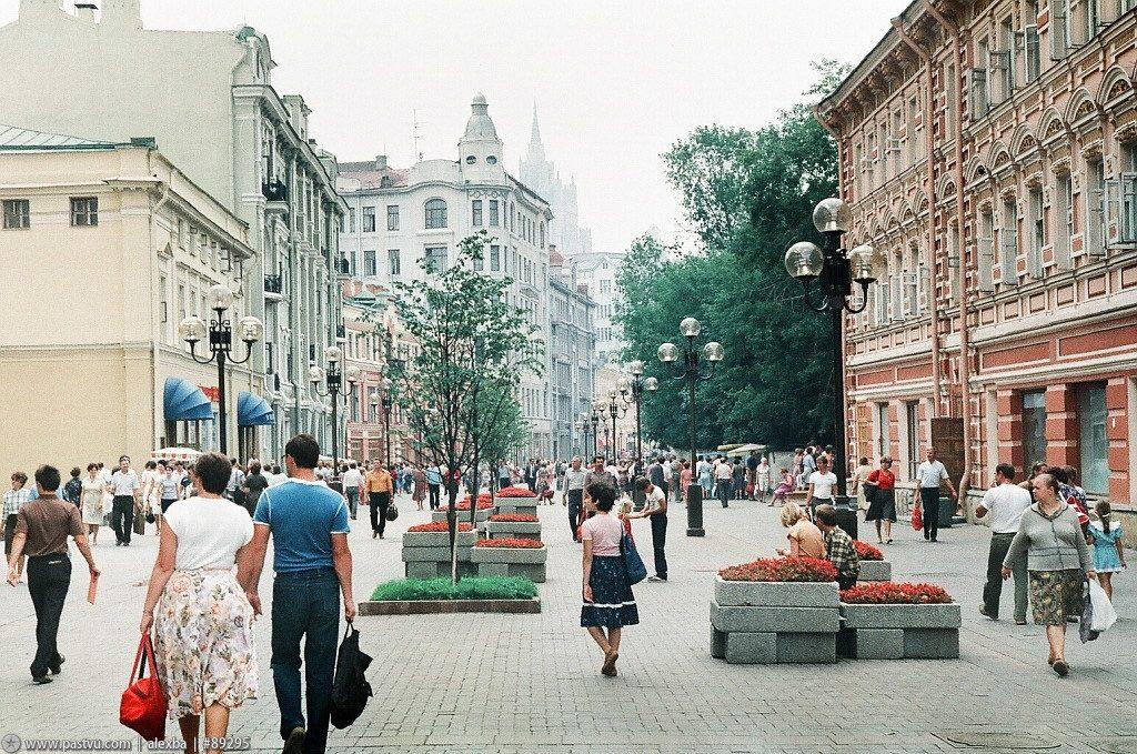 Гуляем вместе с МоскваХодом