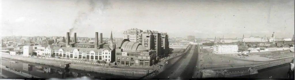 Трамваи и кувшинки. Центральная Электрическая Станция Московских городских железных дорог