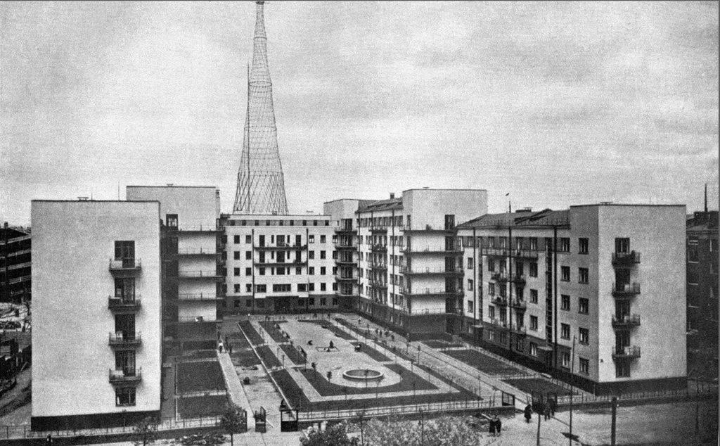 Социокультурные предпосылки возникновения советского архитектурного авангарда