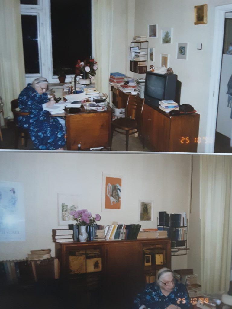 Книжные истории Александра Мишина: Э.Г.Герштейн «Мемуары»
