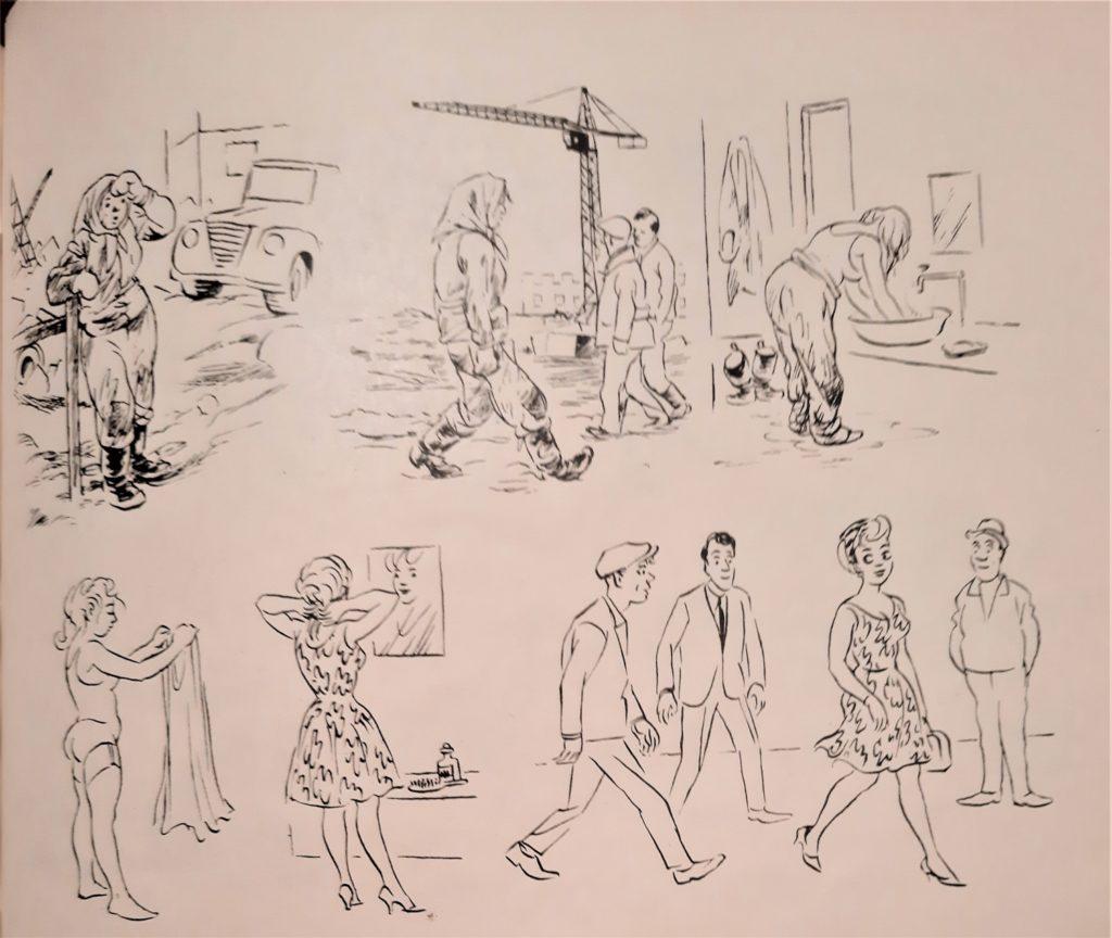 Музей МоскваХода: Москва и москвичи Херлуфа Бидструпа