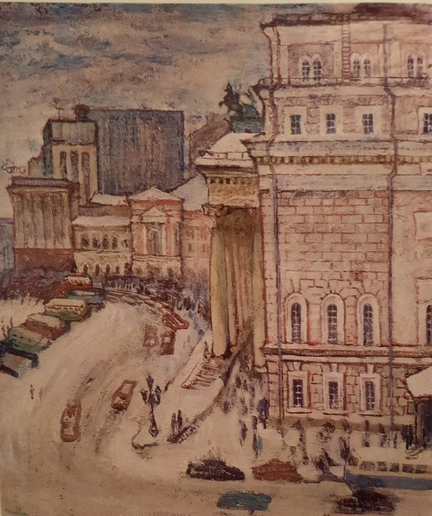 Музей МоскваХода