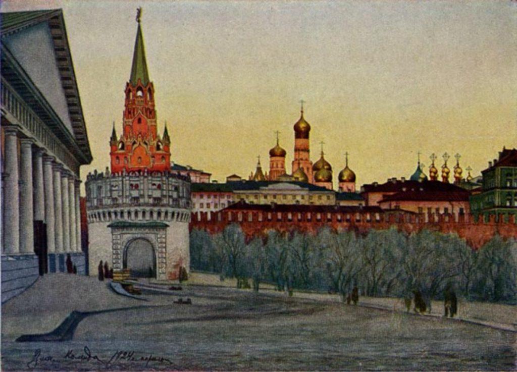 Музей МоскваХода: Москва Виктора Коленды
