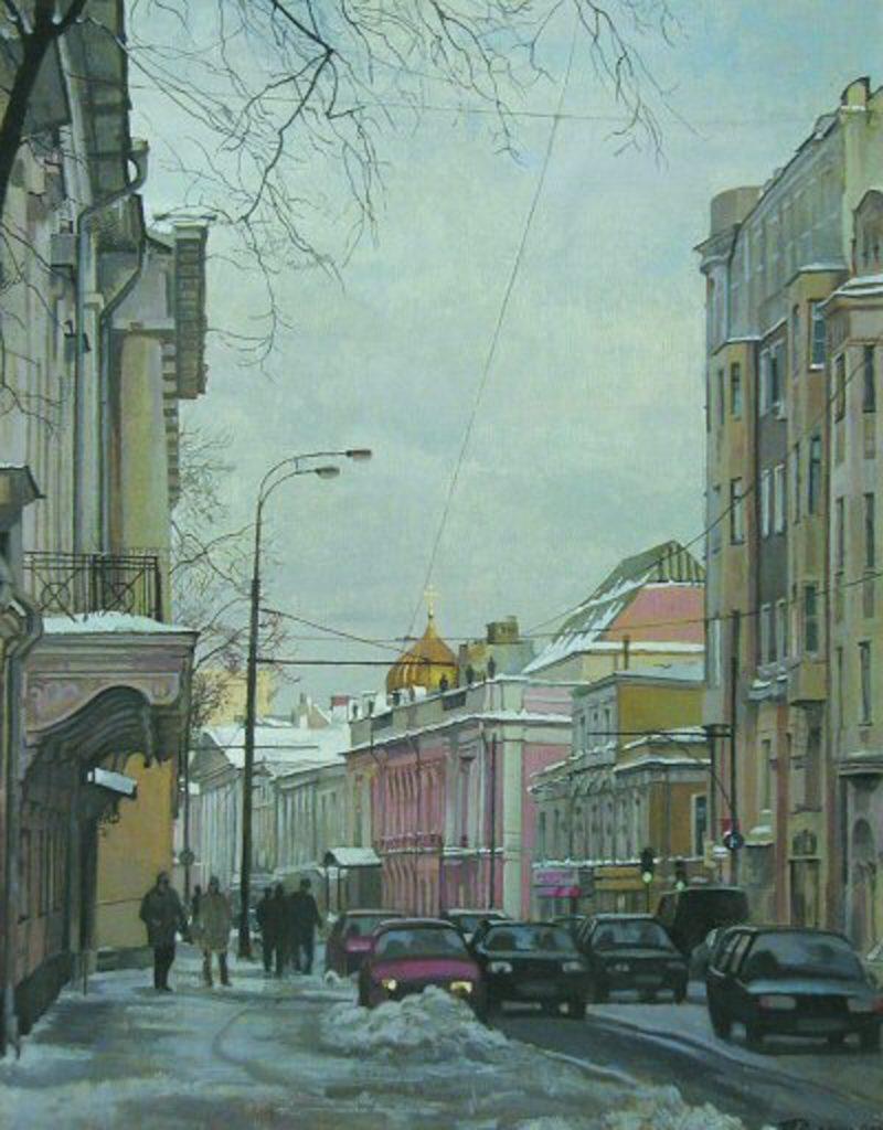 «Музей МоскваХода: Москва Татьяны Лившиц»